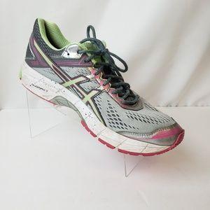 Asics Duomax Gt 1000 Running Shoes Sz 10.5M Gray